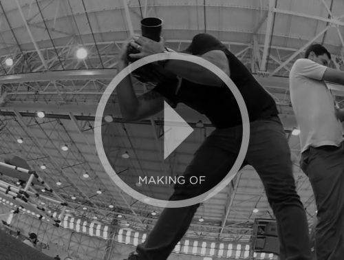 05 Making of Studio Fotogr†fico L£cio Cunha