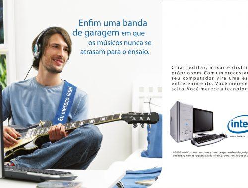 Guitarra Intel